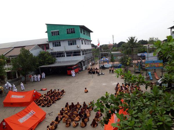 Perkemahan Pramuka Namira Gudep 17.819-17.820
