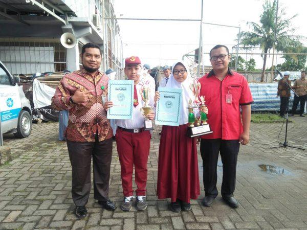 Prestasi Siswa/I SDS Namira Dalam Perlombaan Cerdas Cermat Dan TryOut Se-Kota Medan Di Sekolah Harapan 1 Medan 2019