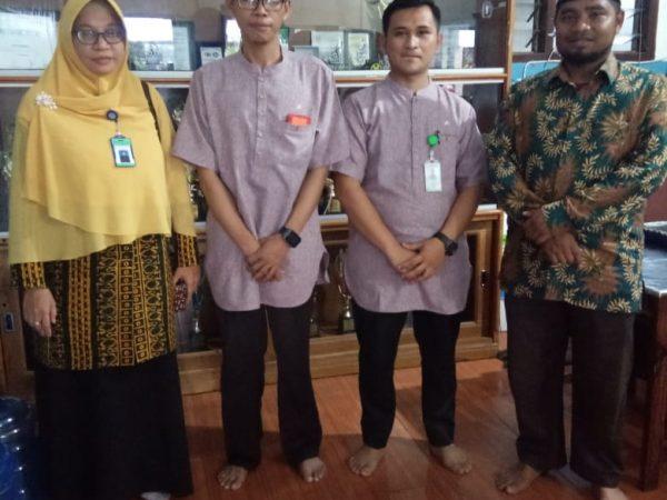 Alhamdulillah Sosialisasi Pengawasan Mutu Pendidikan  Dari Pengawas LPMP Sumut di SDS Namira Tahun 2019/2020