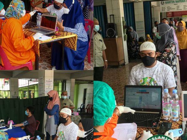 Apa itu vaksin Covid-19? Apakah seluruh guru dan karyawan SD Islam Namira sudah di vaksin untuk persiapan Pembelajaran Tatap Muka?